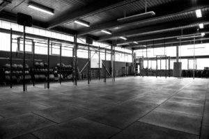 Crossfit Duesseldorf gym panorama
