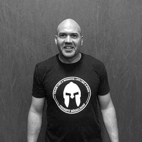 Coach Ilias Stergiou