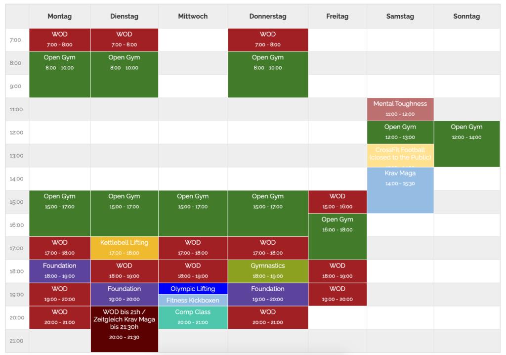 schedule cf duesseldorf